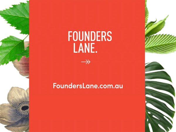 Founders Lane